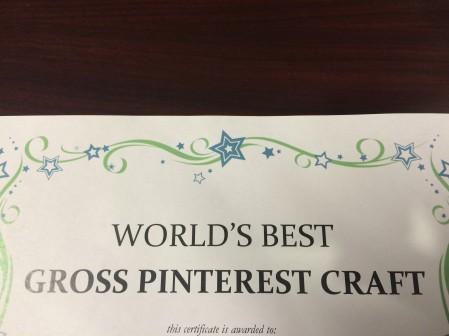 pinterest craft